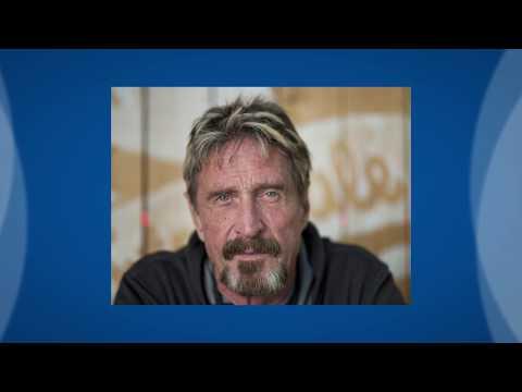 Entrevista EXCLUSIVA a John McAfee para LatinCripto || John McAfee interview by LatinCripto