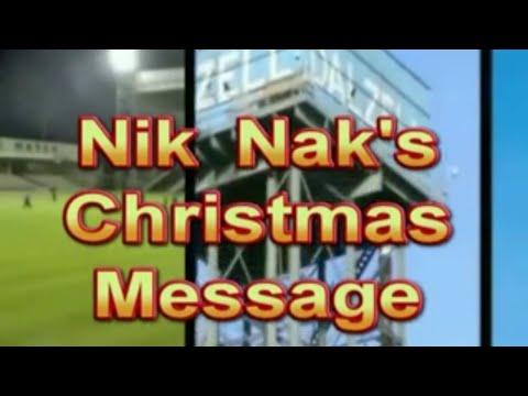 Nik Nak's Christmas Message 2012