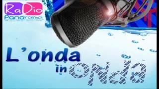 L'onda in onda - Radio Panorama - intervista a LAURA ASCHIERI