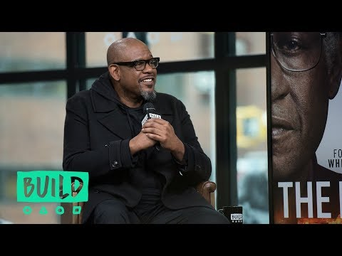 """Forest Whitaker On The Film, """"The Forgiven"""""""