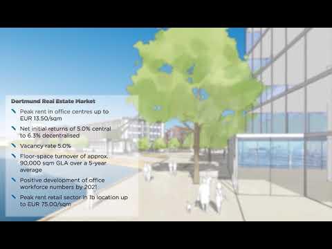 Ruhr Metropolis Real Estate Market: vital core Dortmund