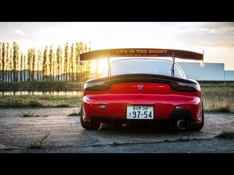 Best of Rotary Mazda RX (2-, 3-, 4-, 6- & 12-rotor)