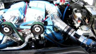 Twin Supercharged Lightning part 4