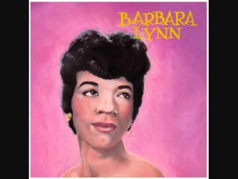 Barbara Lynn : YOU CAN'T BUY MY LOVE