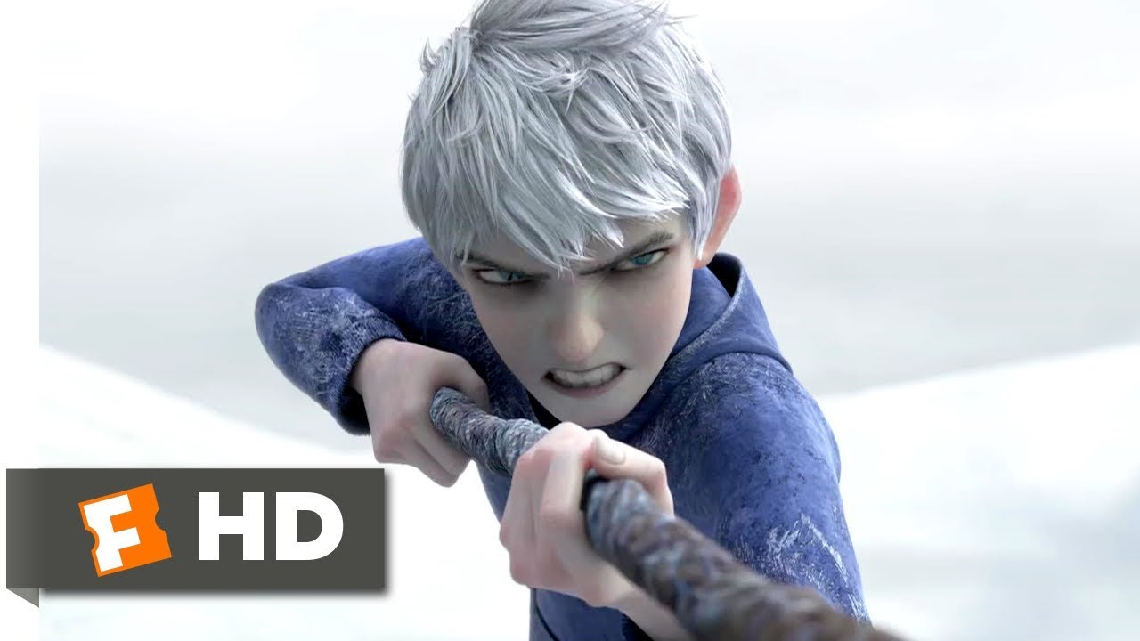 Rise of the Guardians (2012) - Sentenced to Solitude Scene (6/10)   Movieclips