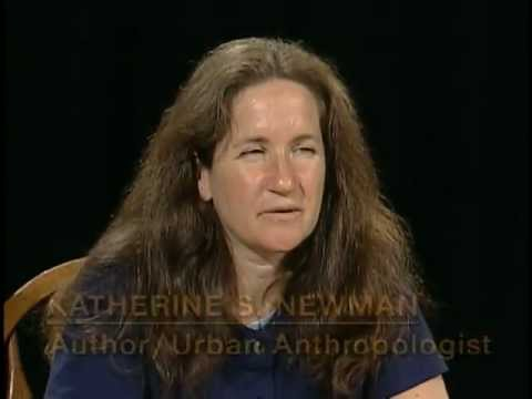 The Urban Agenda: Katherine S. Newman on the low-wage labor force