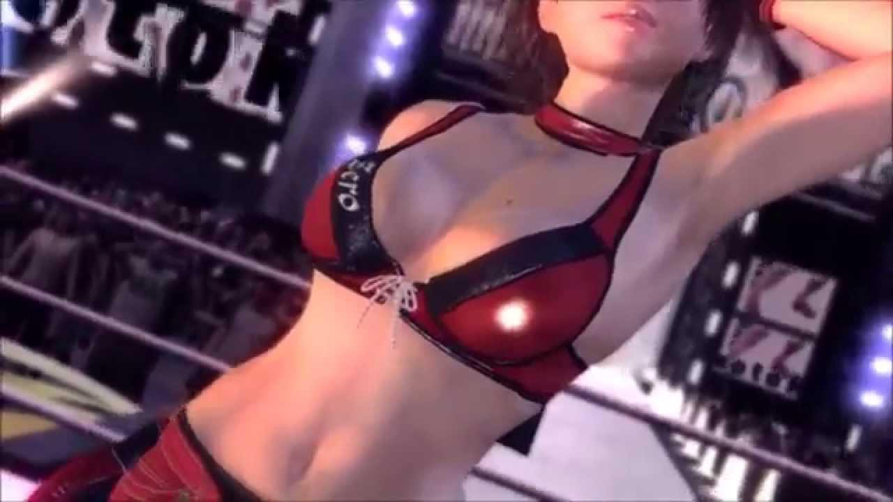 Download Rumble Roses XX - Reiko Hinomoto Entrance