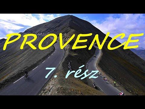 Provence-i bringatúra - 2016. (7. rész) - A Verdon-szurdok