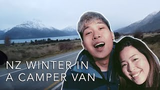 New Zealand on a Camper Van: Part 1 #johnpatcross
