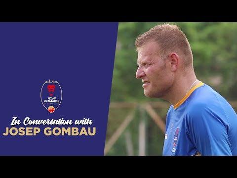 In Conversation with Josep Gombau