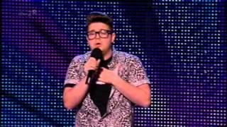 Gambar cover Alex Keirl - Bring Him Home (Britain's Got Talent)