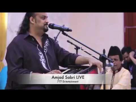 Amjad Sabri Qasida Shan e Maula Ali 2017