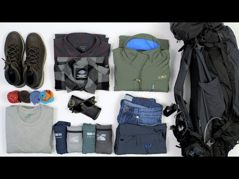 How To Pack A Rucksack - Packing tips to save space | ZALANDO