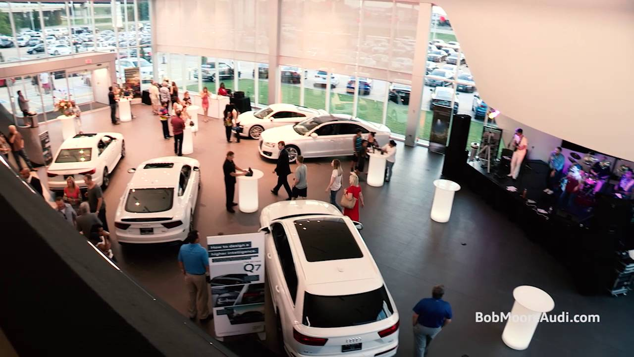 The Grand Opening Celebrations For Audi Oklahoma City YouTube - Audi okc