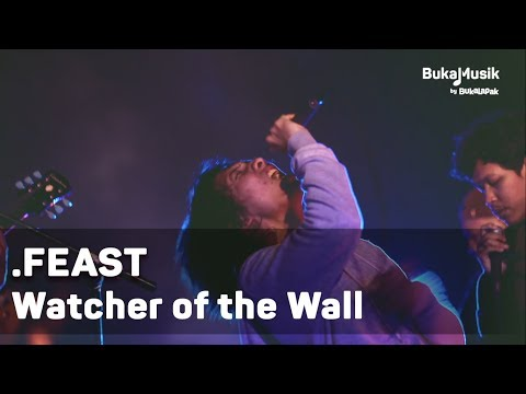 .Feast - Watcher of the Wall (with Lyrics) | BukaMusik