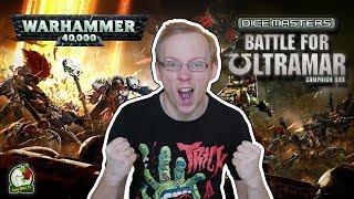 Warhammer Battle for Ultramar | Dice Masters