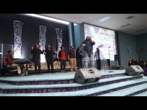 Prophetic  Encounter - Tasha Cobbs - Happy