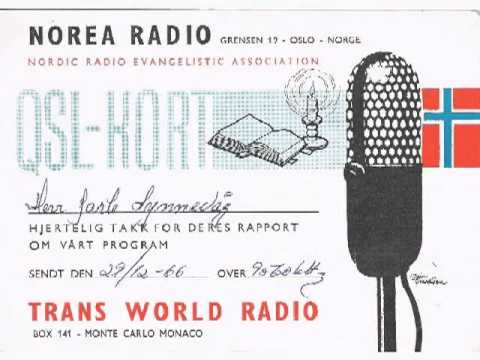 Trans World Radio Monte Carlo & NOREA Radio