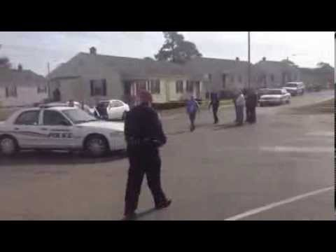 Wilmington police respond to shooting in Houston Moore community