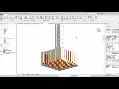 RC Detailing Tutorial – Revit 2019 | Autodesk Revit Structure