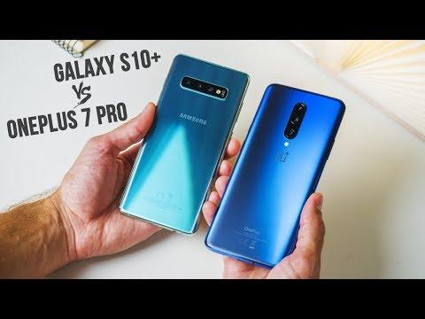 OnePlus 7 Pro Vs Galaxy S10 Plus - В ЖОПУ СТЕРЕОТИПЫ!