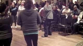 Women's Jigging Contest!