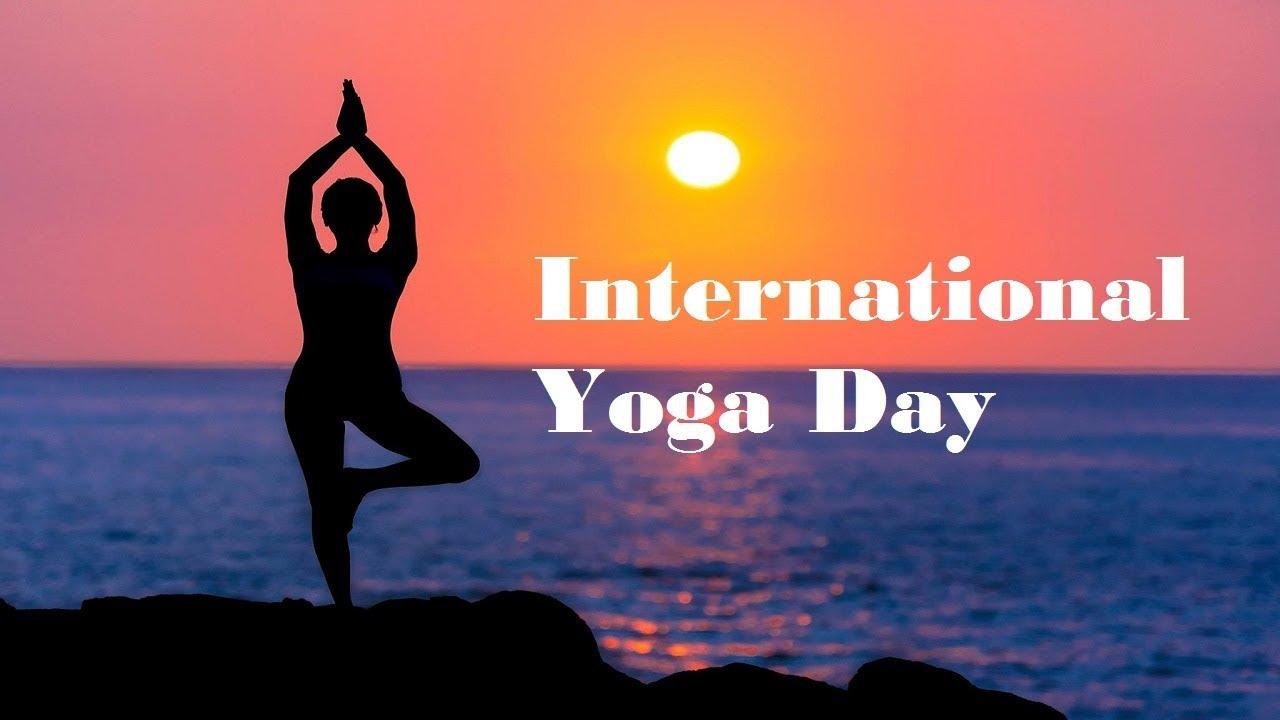 International Day Of Yoga Happy World Yoga Day Whatsapp Video Yoga Day Whatsapp