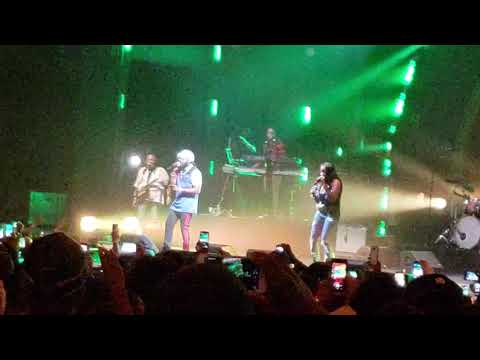 Tarrus Riley And Estelle Love Like Ours In Prospect Park
