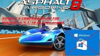 видео Скачать Asphalt 8 на компьютер бесплатно через торрент (3.1 ГБ)