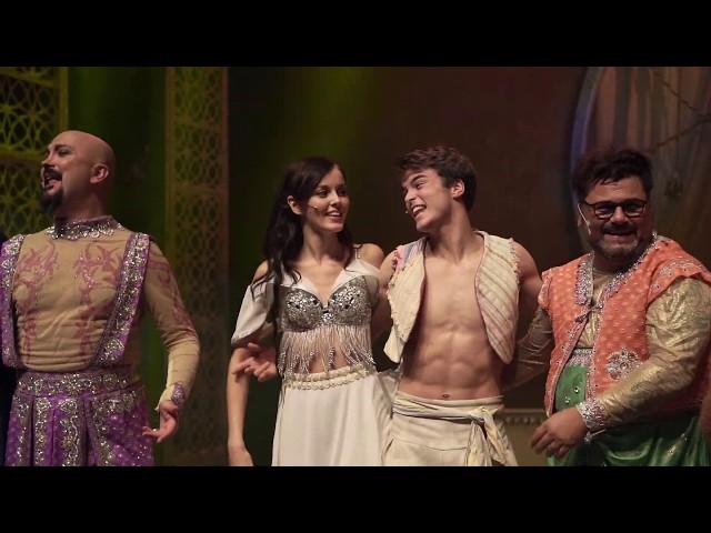 Teaser   Aladin il Musical Geniale - Una Produzione Teatro Brancaccio
