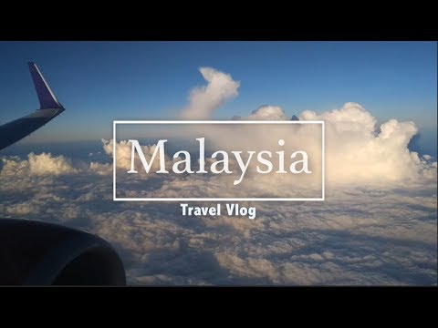 MALAYSIA Travel Vlog | Vlog 1 | Cherry on Top