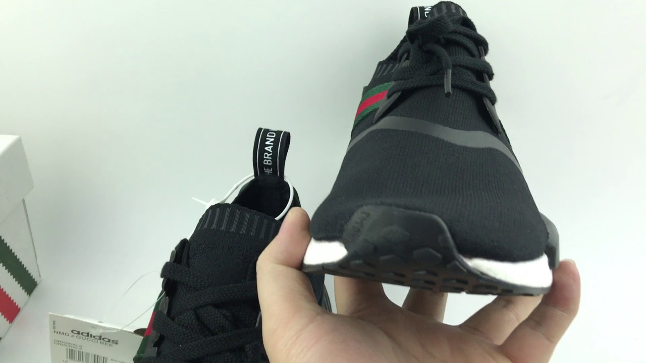 more photos 3ac59 f0584 Adidas NMD R1 x Gucci Bee From kicksfire.net