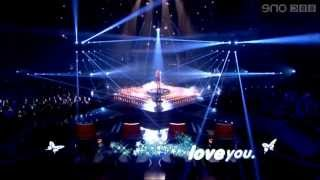 Leah McFall - 'I Will Always Love You' (LYRICS) - The Voice UK Finals Live Performance