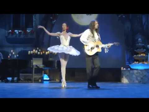Brittany O'Connor dancing Moonlight Sonata- PBS Special