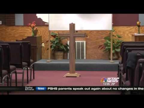 WTAP News: Marietta Bible College Students Must Transfer