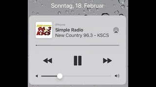 Ohne Facebook. Fasten Tag 5 - A sunday afternoon with Kix Brooks