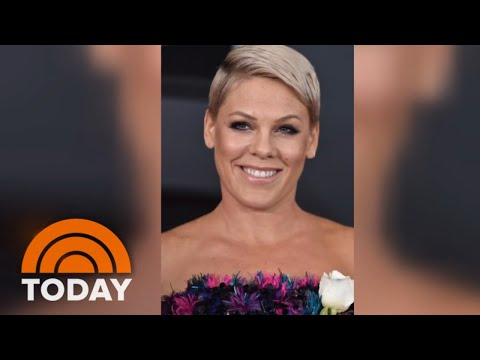 Pink Fires Back After Picture Of Her On Beach Surfaces After Canceling A Concert | TODAY