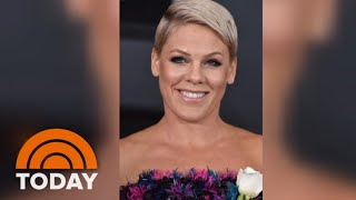 Pink Fires Back After Picture Of Her On Beach Surfaces After Canceling A Concert   TODAY