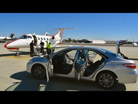 Phenom 100 Private Jet Flight SNA-SMO (Jet Suite)