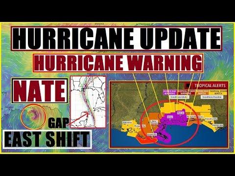 "Hurricane NATE Warnings! Major Hurricane Potential as NATE will ""Shoot The Gap"""