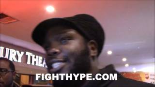 BERMANE STIVERNE SAYS MCGREGOR IN BOXING IS NOTHING TO TALK ABOUT; QUESTIONS WHY MEDIA ENTERTAINS IT