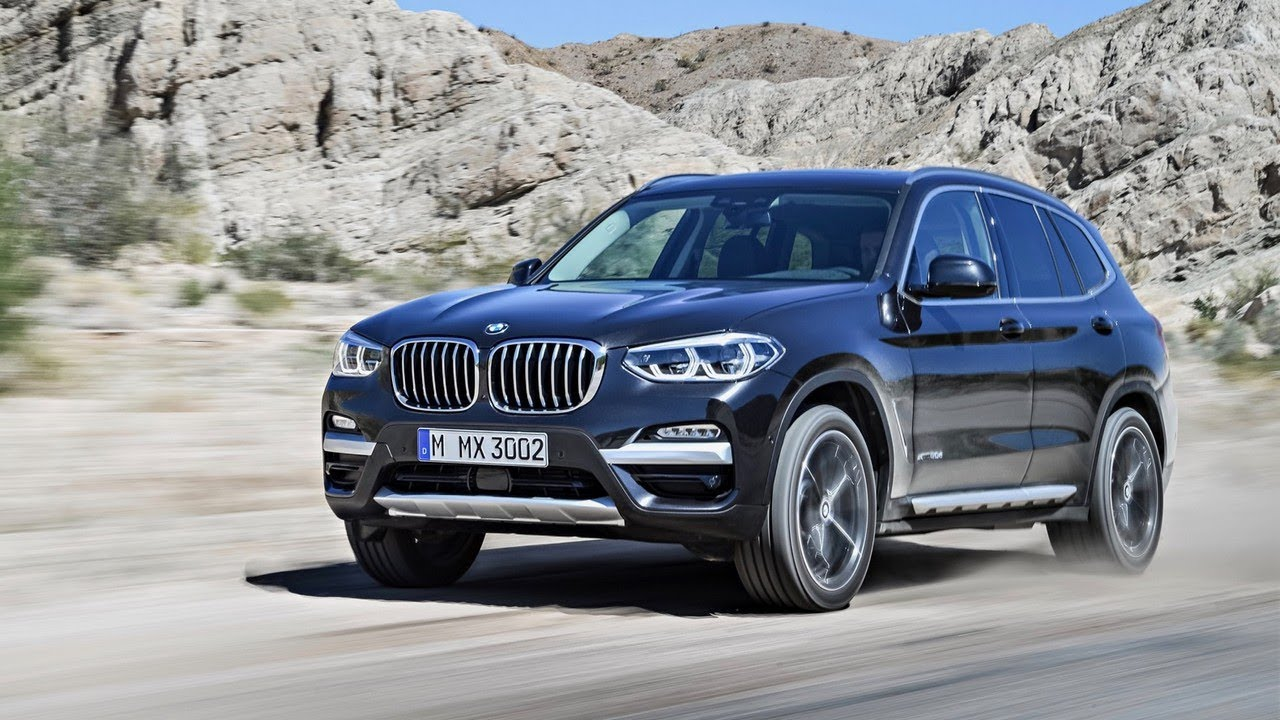 bmw x3 2018 price starts at 47 000 euros for x3 xdrive20d watch now youtube. Black Bedroom Furniture Sets. Home Design Ideas