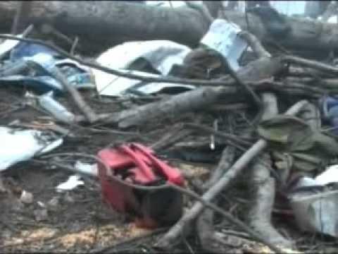 Спецоперация в Сунженском районе Ингушетии 28.03.11