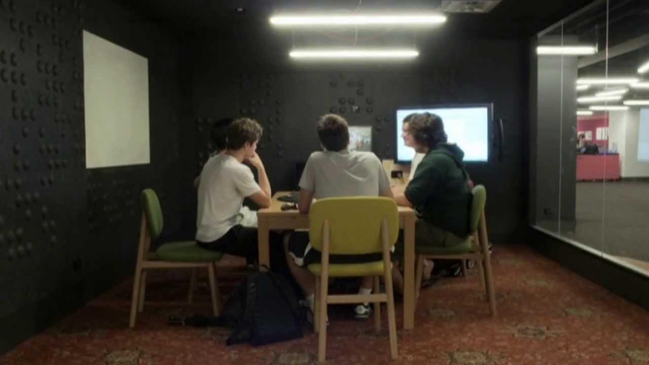 University of adelaide learning hub designing for for Architecture adelaide uni