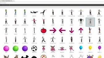 1. Der Scratch 2 - Online Editor
