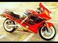 Honda CBR 1000 F Hurricane