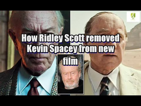 How Ridley Scott removed Kevin Spacey from new film