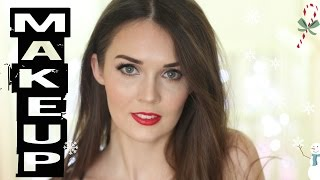 НОВОГОДНИЙ МАКИЯЖ в СТИЛЕ Меган Фокс / Megan Fox Makeup Tutorial | LAUREATKA