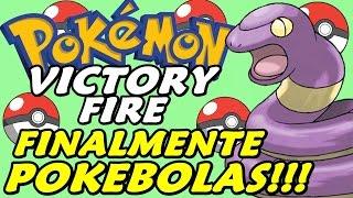 Pokémon Victory Fire (Detonado - Parte 3) - Pokebolas, Treinamento e Sapatos