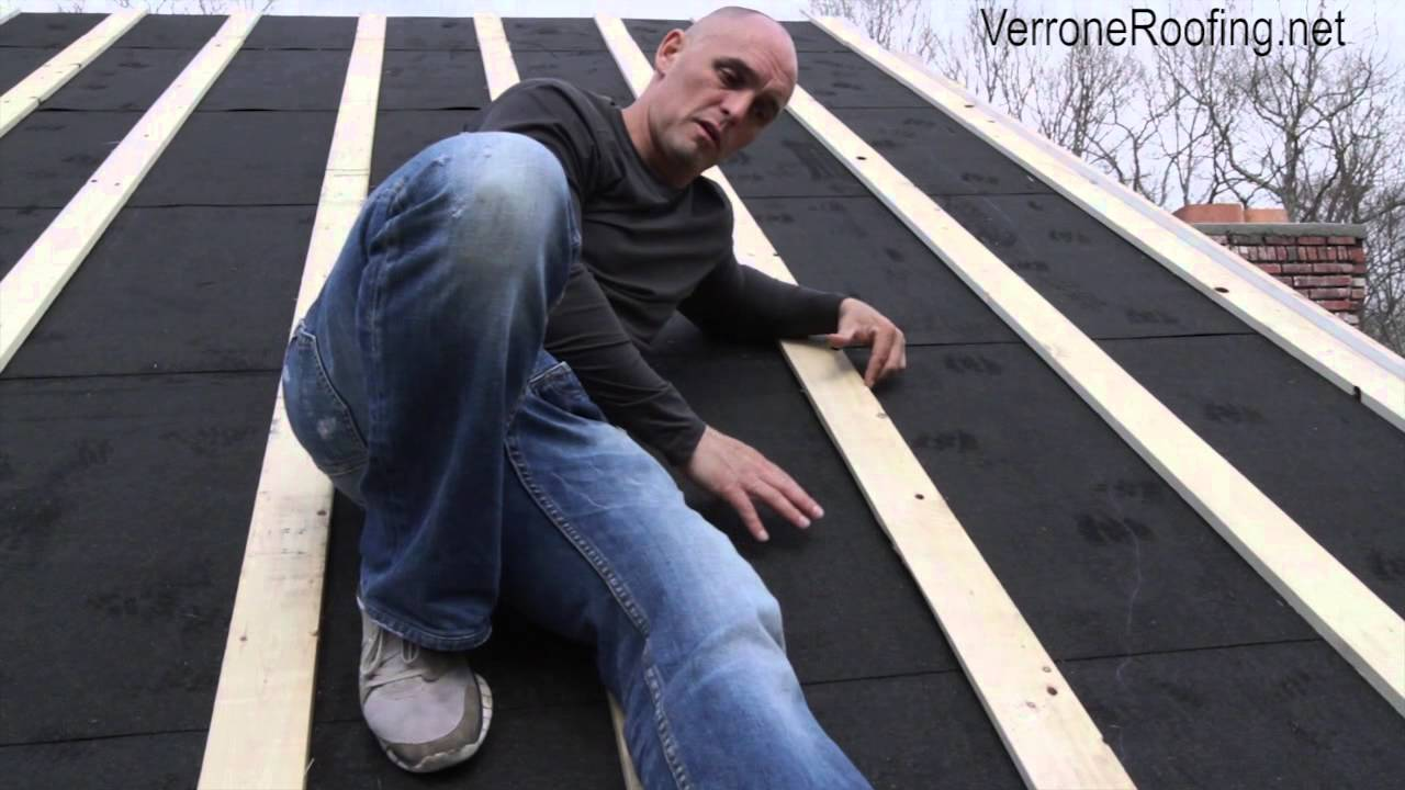 Why A Cedar Roof Needs A Cold Roof System Youtube